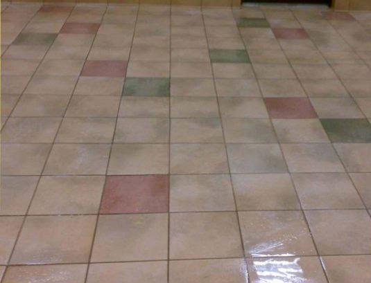 Tile & Grout Cleaning After